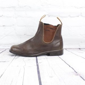 Blundstone Style 500 Leather Ankle Boots Men's 8.5